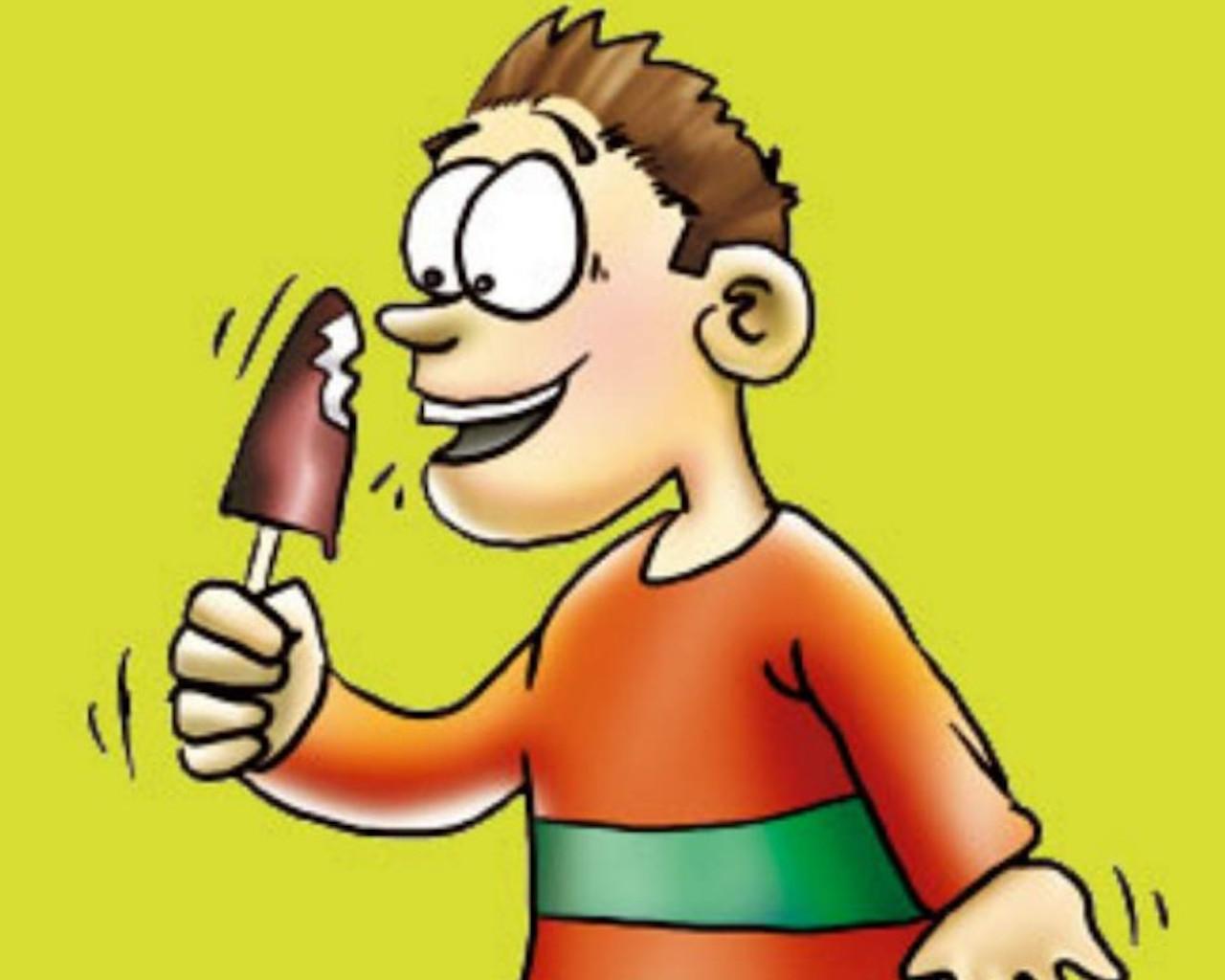 ΑΝΕΚΔΟΤΟ: O Τοτός,η δασκάλα και το ''παγωτό''.Τρελό γέλιο!