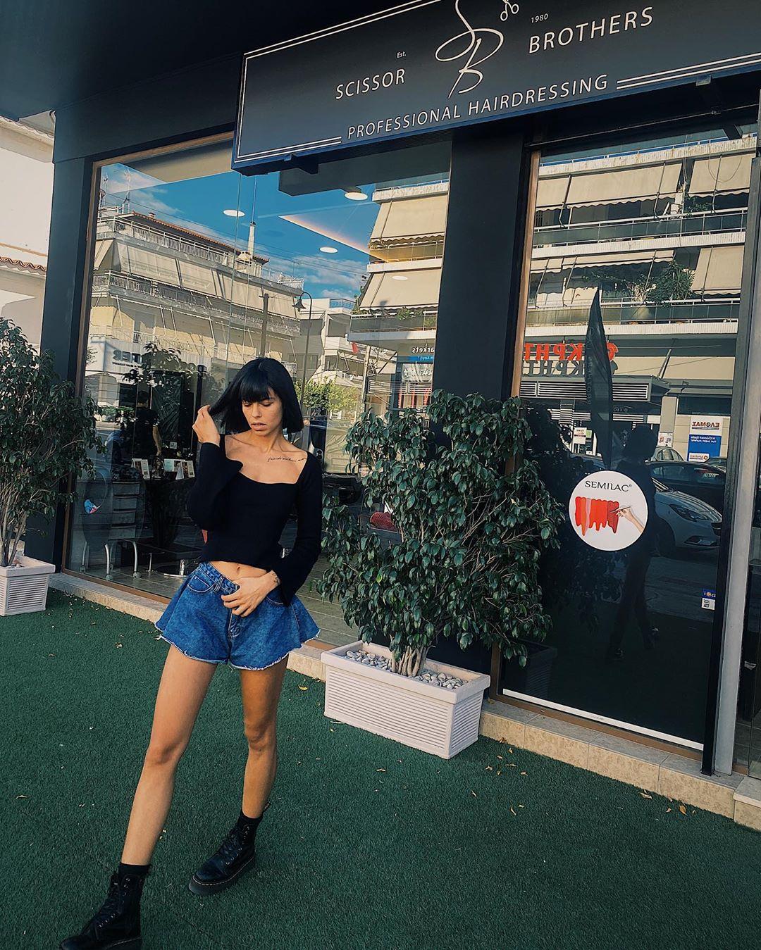 μεγκι ντριο,Gntm,Greece's Next Top Model,φωτογράφιση,καταγωγή,σπουδές