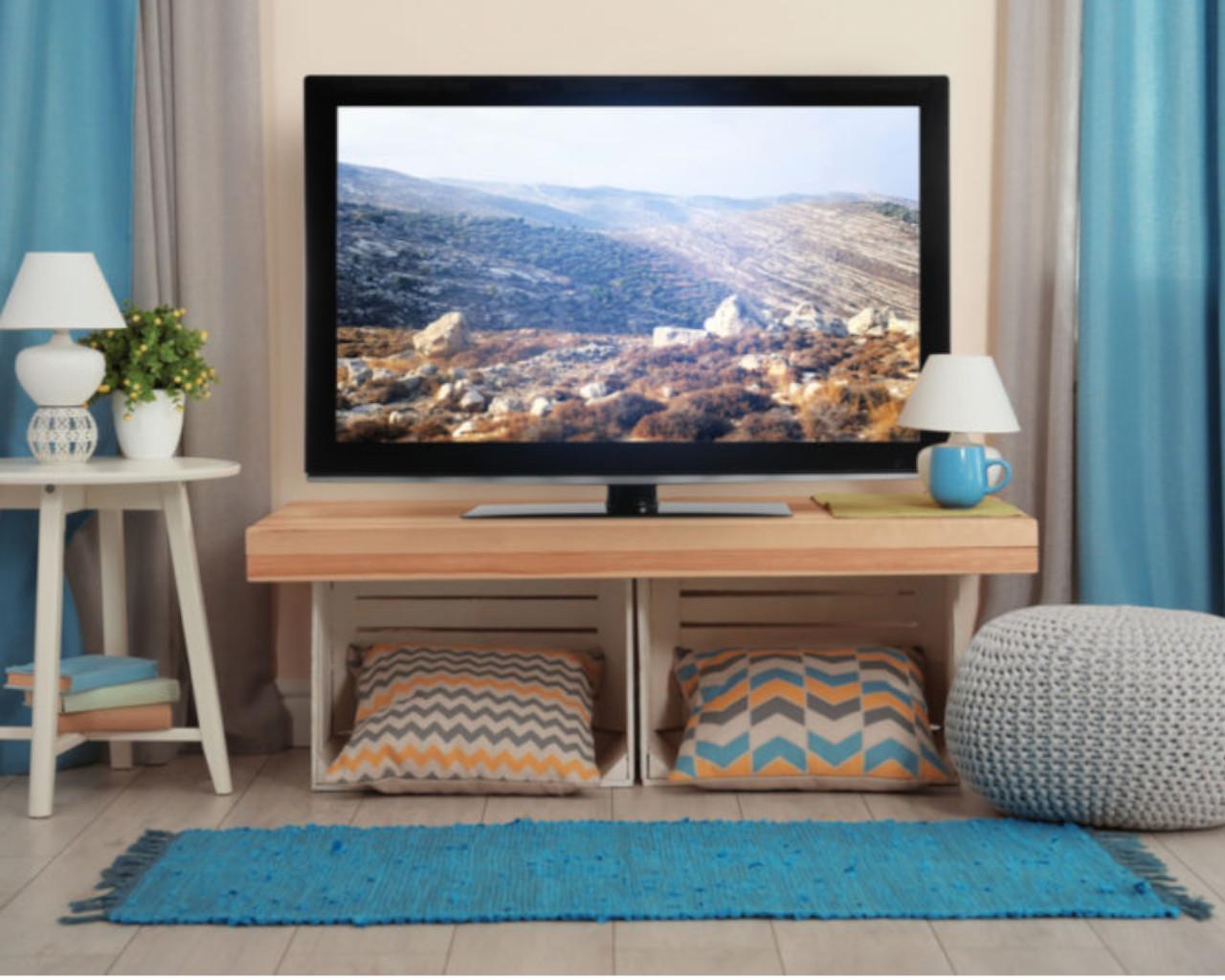 τηλεόραση, τηλεόραση και κρεβατοκάμαρα, τηλεόραση και σχέση